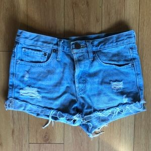 Urban Outfitters BDG Denim Cutoff Shorts